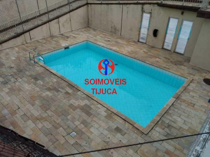 0-pisc2 - Apartamento 2 quartos à venda Riachuelo, Rio de Janeiro - R$ 200.000 - TJAP20758 - 3