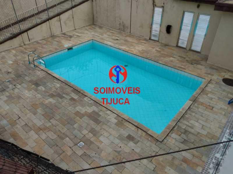 0-pisc3 - Apartamento 2 quartos à venda Riachuelo, Rio de Janeiro - R$ 200.000 - TJAP20758 - 4