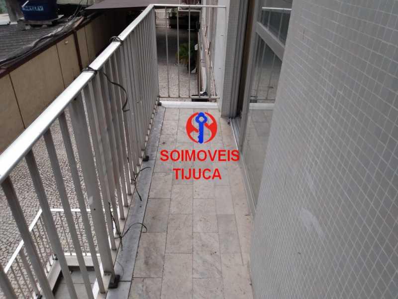 1-var - Apartamento 2 quartos à venda Riachuelo, Rio de Janeiro - R$ 200.000 - TJAP20758 - 9
