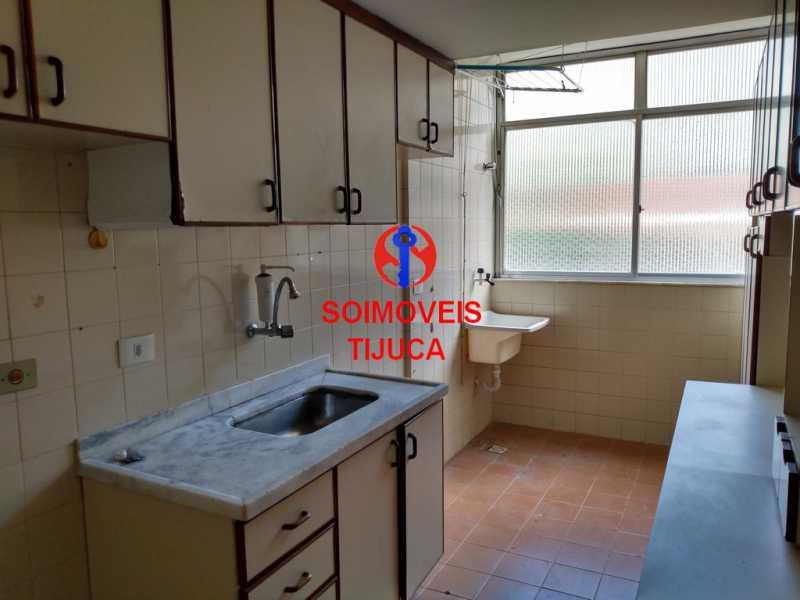 4-coz - Apartamento 2 quartos à venda Riachuelo, Rio de Janeiro - R$ 200.000 - TJAP20758 - 18