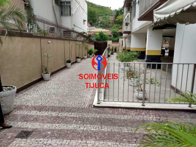 5-pred - Apartamento 2 quartos à venda Riachuelo, Rio de Janeiro - R$ 200.000 - TJAP20758 - 22