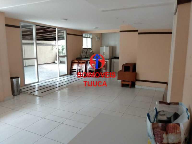 5-slão - Apartamento 2 quartos à venda Riachuelo, Rio de Janeiro - R$ 200.000 - TJAP20758 - 25