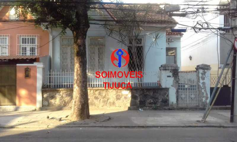 0-fac - Casa 3 quartos à venda Vila Isabel, Rio de Janeiro - R$ 550.000 - TJCA30032 - 1