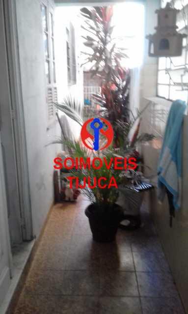 1-var2 - Casa 3 quartos à venda Vila Isabel, Rio de Janeiro - R$ 550.000 - TJCA30032 - 6