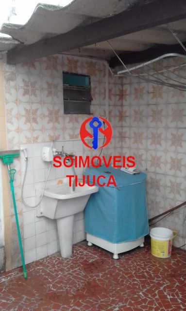 3-ar - Casa 3 quartos à venda Vila Isabel, Rio de Janeiro - R$ 550.000 - TJCA30032 - 9