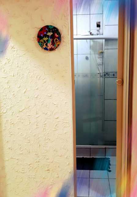 BANHEIRO - Kitnet/Conjugado 33m² à venda Centro, Rio de Janeiro - R$ 260.000 - TJKI10017 - 5