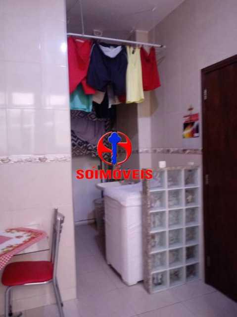 ÁREA DE SERVIÇO - Apartamento 2 quartos à venda Cachambi, Rio de Janeiro - R$ 310.000 - TJAP20765 - 16