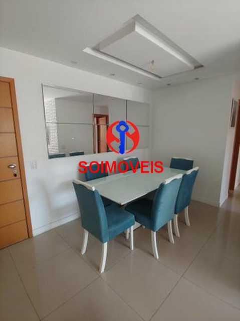 sl - Apartamento 2 quartos à venda Cachambi, Rio de Janeiro - R$ 510.000 - TJAP20768 - 3
