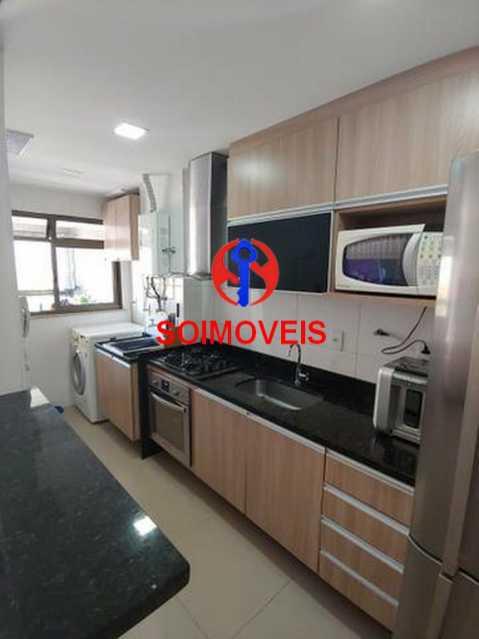 cz - Apartamento 2 quartos à venda Cachambi, Rio de Janeiro - R$ 510.000 - TJAP20768 - 9