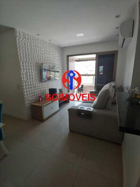 sl - Apartamento 2 quartos à venda Cachambi, Rio de Janeiro - R$ 510.000 - TJAP20768 - 1