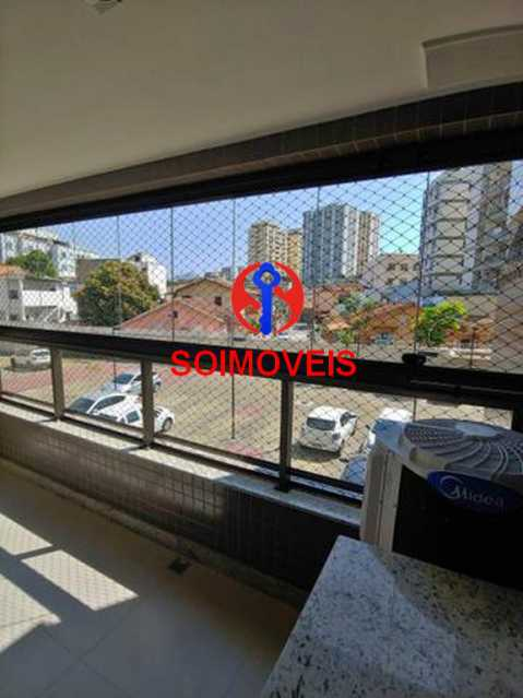var - Apartamento 2 quartos à venda Cachambi, Rio de Janeiro - R$ 510.000 - TJAP20768 - 4