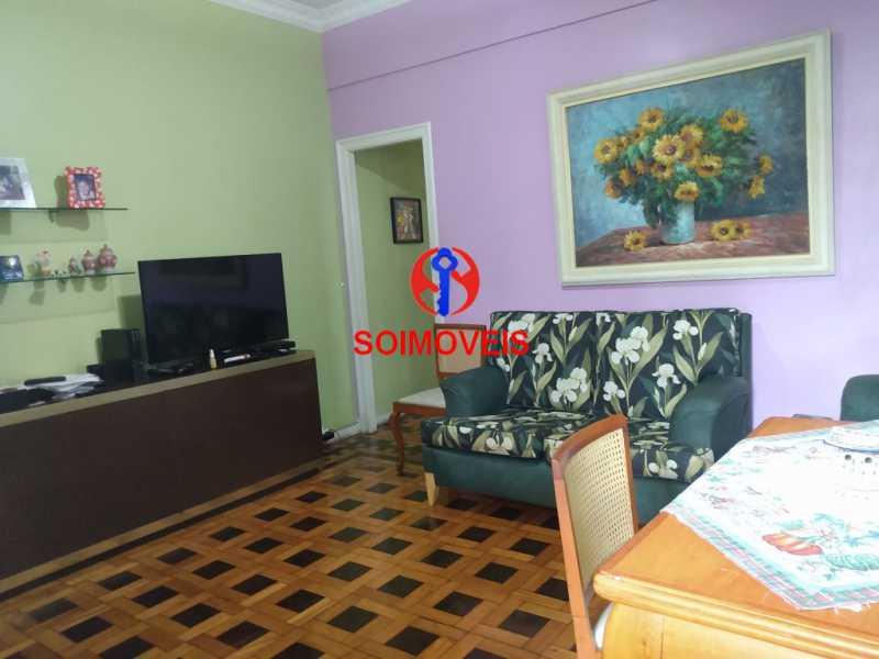 sl - Apartamento 2 quartos à venda Vila Isabel, Rio de Janeiro - R$ 250.000 - TJAP20773 - 1