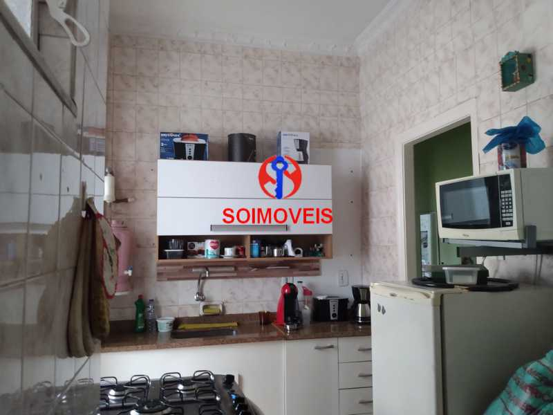 cz - Apartamento 2 quartos à venda Vila Isabel, Rio de Janeiro - R$ 250.000 - TJAP20773 - 17