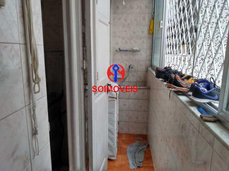 ar - Apartamento 2 quartos à venda Vila Isabel, Rio de Janeiro - R$ 250.000 - TJAP20773 - 19