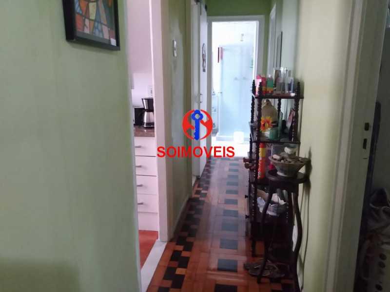 circ - Apartamento 2 quartos à venda Vila Isabel, Rio de Janeiro - R$ 250.000 - TJAP20773 - 6