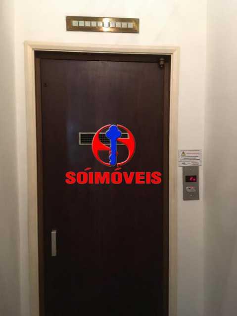 ELEVADORES - Apartamento 3 quartos à venda Laranjeiras, Rio de Janeiro - R$ 845.000 - TJAP30346 - 21