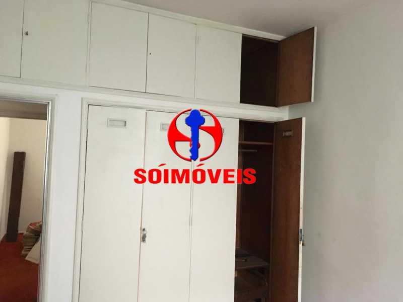 QUARTO 1 - Apartamento 3 quartos à venda Laranjeiras, Rio de Janeiro - R$ 845.000 - TJAP30346 - 13