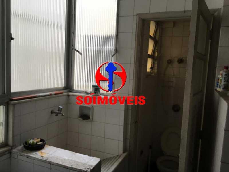ÁREA DE SERVIÇO - Apartamento 3 quartos à venda Laranjeiras, Rio de Janeiro - R$ 845.000 - TJAP30346 - 20