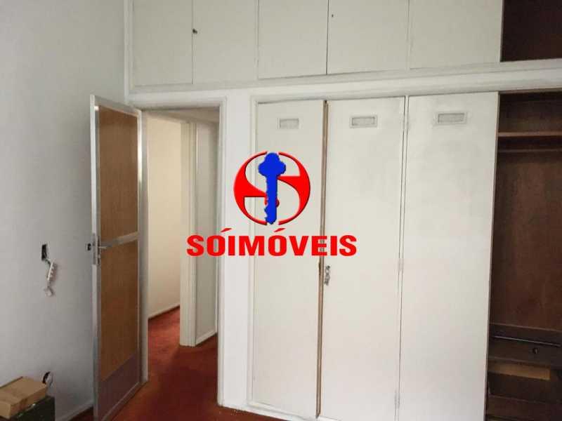 QUARTO 1 - Apartamento 3 quartos à venda Laranjeiras, Rio de Janeiro - R$ 845.000 - TJAP30346 - 12