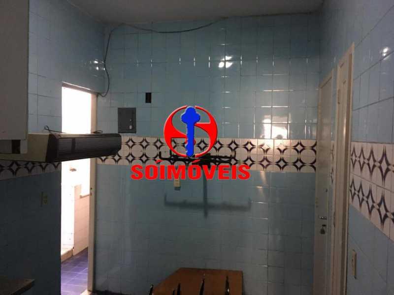 COZINHA - Apartamento 3 quartos à venda Laranjeiras, Rio de Janeiro - R$ 845.000 - TJAP30346 - 8