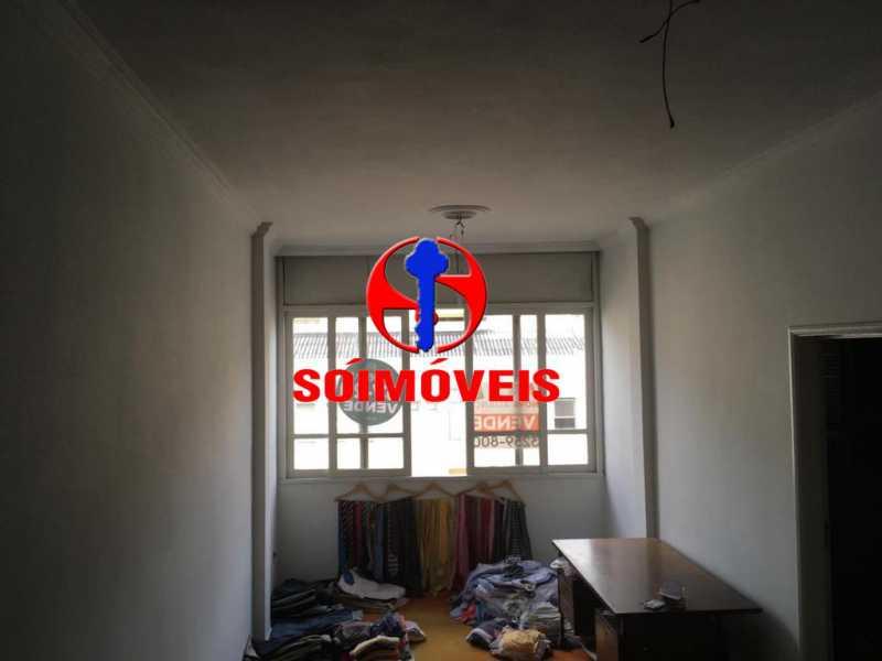 QUARTO 2 - Apartamento 3 quartos à venda Laranjeiras, Rio de Janeiro - R$ 845.000 - TJAP30346 - 14