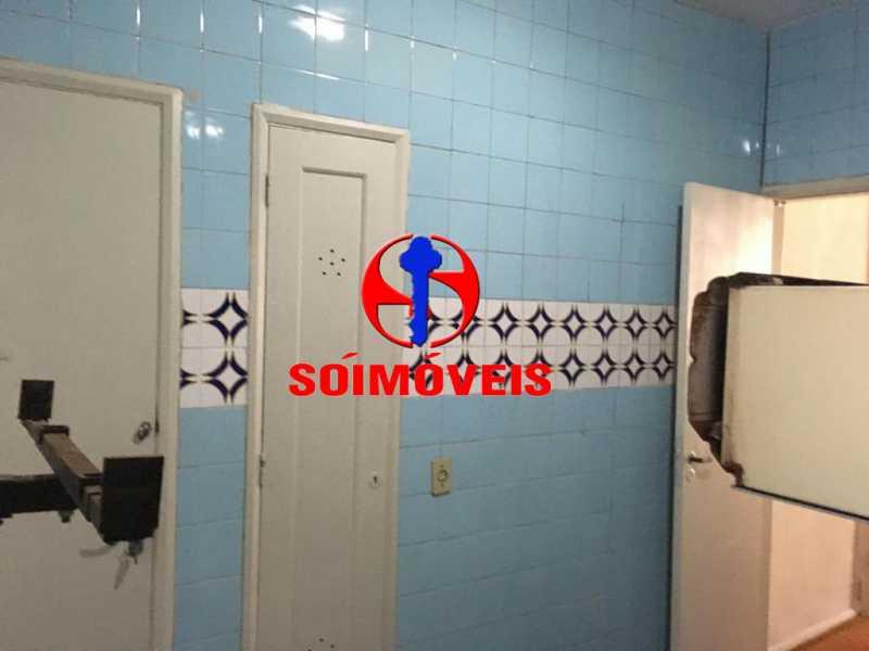 COZINHA - Apartamento 3 quartos à venda Laranjeiras, Rio de Janeiro - R$ 845.000 - TJAP30346 - 9