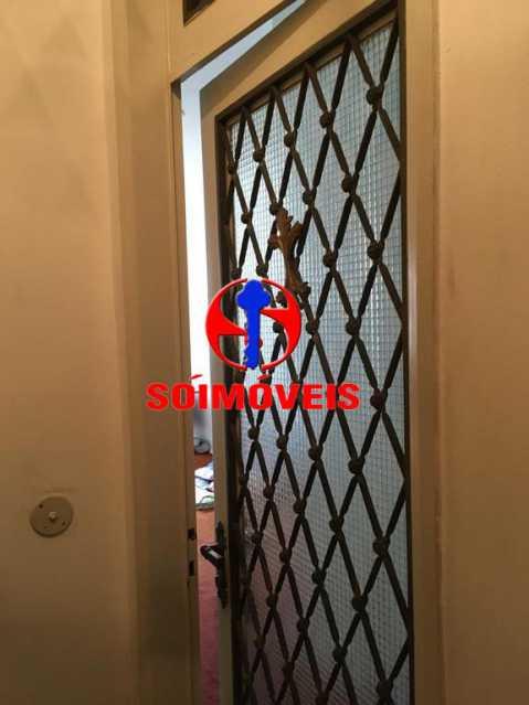 ENTRADA - Apartamento 3 quartos à venda Laranjeiras, Rio de Janeiro - R$ 845.000 - TJAP30346 - 4
