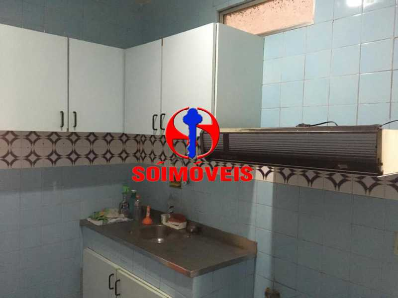 COZINHA - Apartamento 3 quartos à venda Laranjeiras, Rio de Janeiro - R$ 845.000 - TJAP30346 - 10