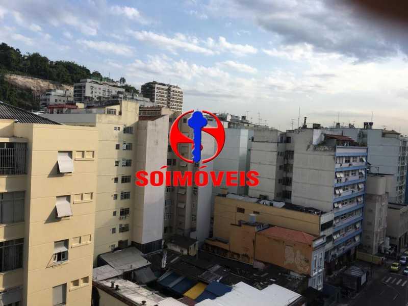 VISTA - Apartamento 3 quartos à venda Laranjeiras, Rio de Janeiro - R$ 845.000 - TJAP30346 - 23