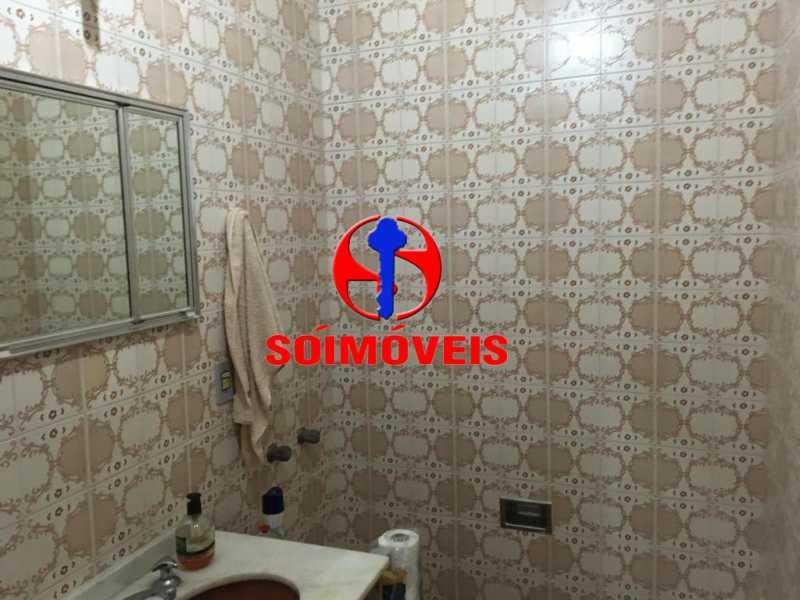 BANHEIRO - Apartamento 3 quartos à venda Laranjeiras, Rio de Janeiro - R$ 845.000 - TJAP30346 - 18