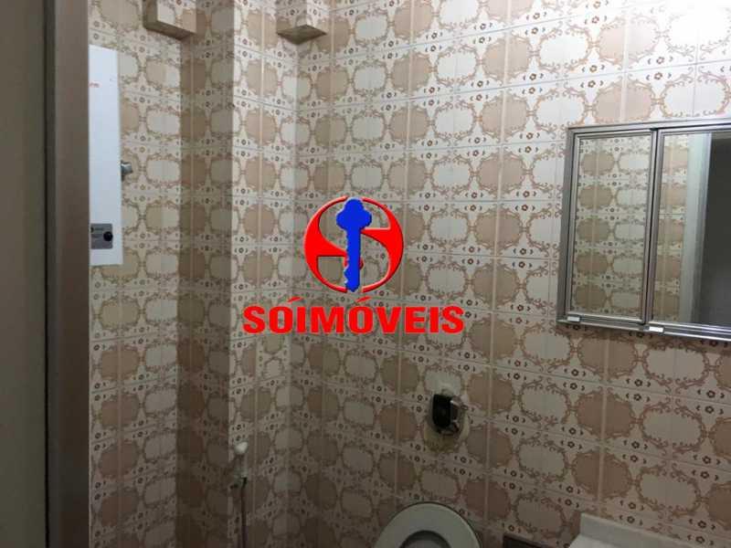 BANHEIRO - Apartamento 3 quartos à venda Laranjeiras, Rio de Janeiro - R$ 845.000 - TJAP30346 - 17