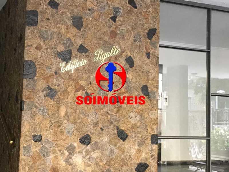 FACHADA - Apartamento 3 quartos à venda Laranjeiras, Rio de Janeiro - R$ 845.000 - TJAP30346 - 3