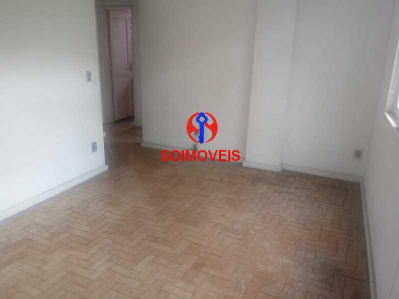 sl - Apartamento 2 quartos à venda Grajaú, Rio de Janeiro - R$ 370.000 - TJAP20785 - 5