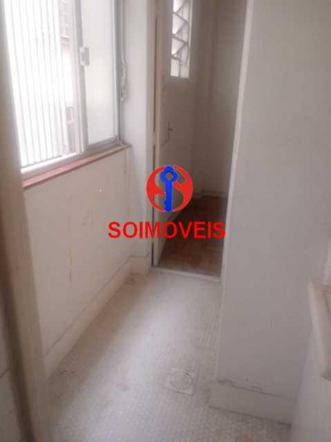 ar - Apartamento 2 quartos à venda Grajaú, Rio de Janeiro - R$ 370.000 - TJAP20785 - 16