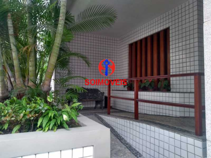 PORT - Apartamento 2 quartos à venda Grajaú, Rio de Janeiro - R$ 300.000 - TJAP20791 - 1