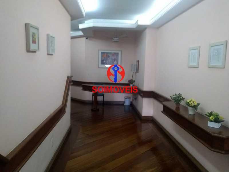 PORT - Apartamento 2 quartos à venda Grajaú, Rio de Janeiro - R$ 300.000 - TJAP20791 - 3