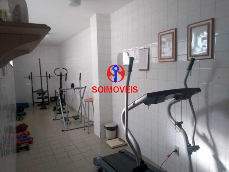 ACAD - Apartamento 2 quartos à venda Grajaú, Rio de Janeiro - R$ 300.000 - TJAP20791 - 22