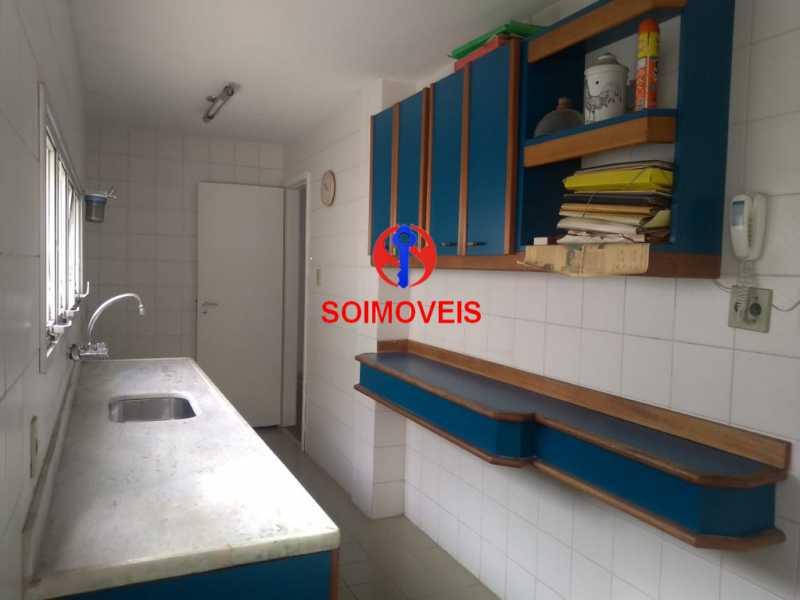 CZ - Apartamento 2 quartos à venda Grajaú, Rio de Janeiro - R$ 300.000 - TJAP20791 - 16