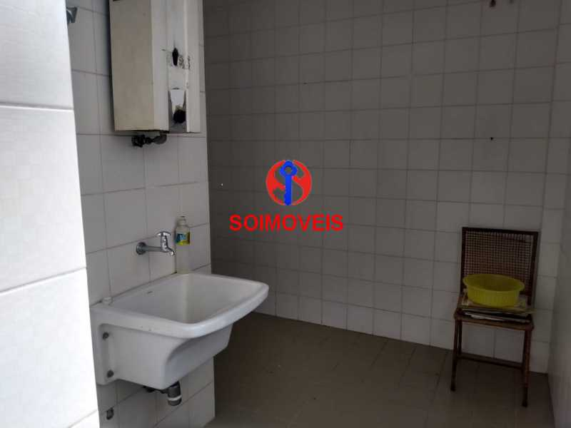 AR - Apartamento 2 quartos à venda Grajaú, Rio de Janeiro - R$ 300.000 - TJAP20791 - 17