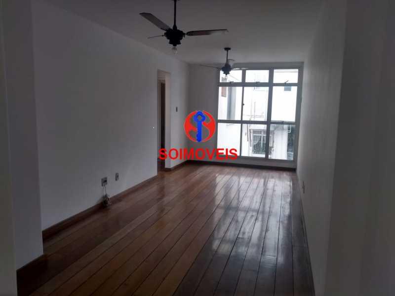 SL - Apartamento 2 quartos à venda Grajaú, Rio de Janeiro - R$ 300.000 - TJAP20791 - 5