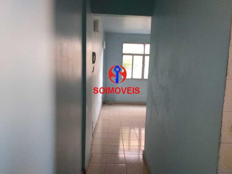 sl - Apartamento 2 quartos à venda Lins de Vasconcelos, Rio de Janeiro - R$ 140.000 - TJAP20792 - 1