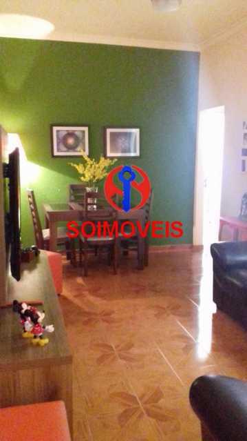 sl - Apartamento 2 quartos à venda Vila Isabel, Rio de Janeiro - R$ 399.000 - TJAP20794 - 1