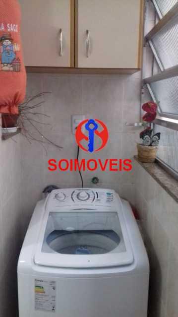 ar - Apartamento 2 quartos à venda Vila Isabel, Rio de Janeiro - R$ 399.000 - TJAP20794 - 11