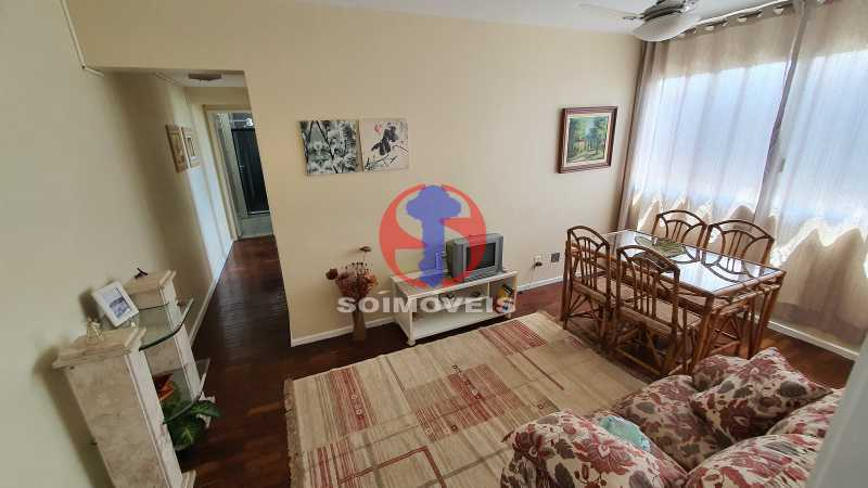 SALA - Apartamento 2 quartos à venda Cidade Nova, Rio de Janeiro - R$ 375.000 - TJAP20810 - 1