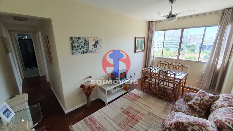 SALA - Apartamento 2 quartos à venda Cidade Nova, Rio de Janeiro - R$ 375.000 - TJAP20810 - 5