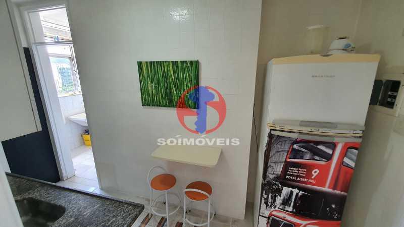 COZINHA - Apartamento 2 quartos à venda Cidade Nova, Rio de Janeiro - R$ 375.000 - TJAP20810 - 7