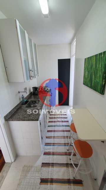 COZINHA - Apartamento 2 quartos à venda Cidade Nova, Rio de Janeiro - R$ 375.000 - TJAP20810 - 8