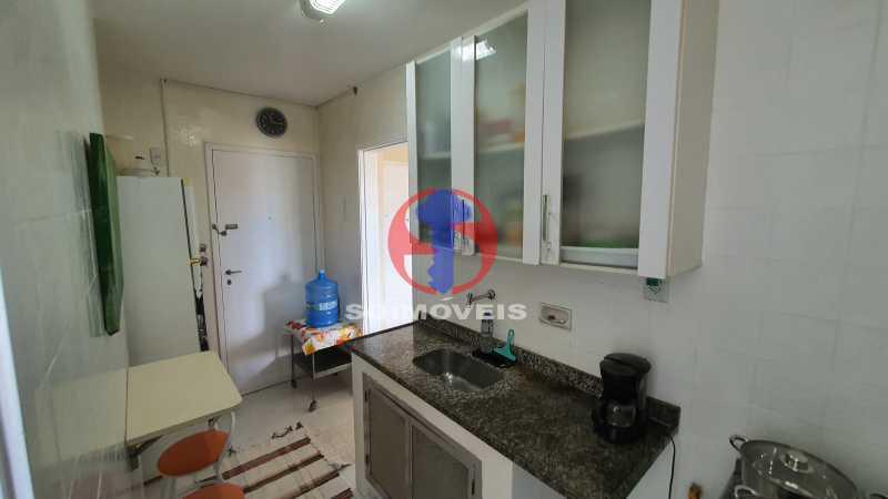 COZINHA - Apartamento 2 quartos à venda Cidade Nova, Rio de Janeiro - R$ 375.000 - TJAP20810 - 9