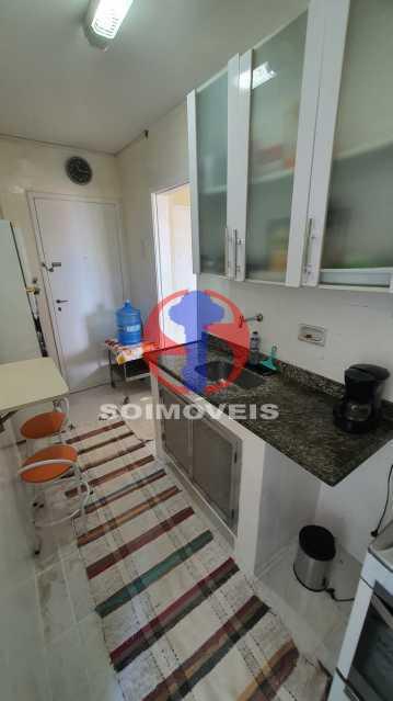 COZINHA - Apartamento 2 quartos à venda Cidade Nova, Rio de Janeiro - R$ 375.000 - TJAP20810 - 10