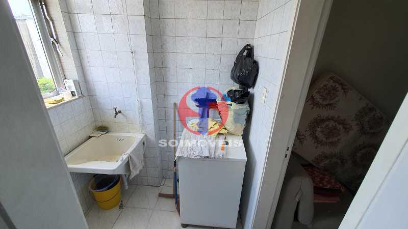 ÁREA DE SERVIÇO - Apartamento 2 quartos à venda Cidade Nova, Rio de Janeiro - R$ 375.000 - TJAP20810 - 11